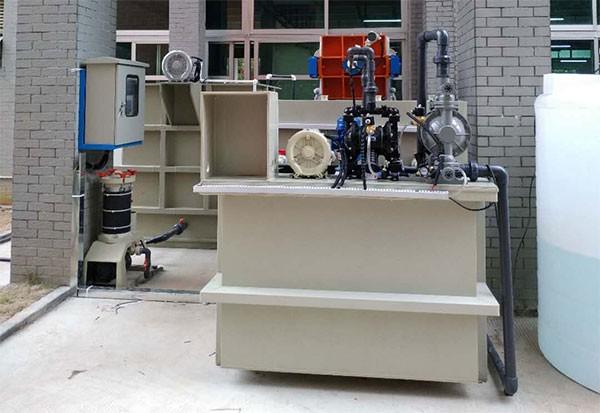 龙璟印刷综合污水处理系统
