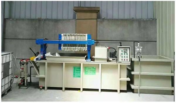 惠州某印染企业综合污水处理工程案例