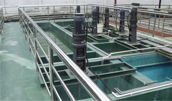 东莞长安线路板废水处理