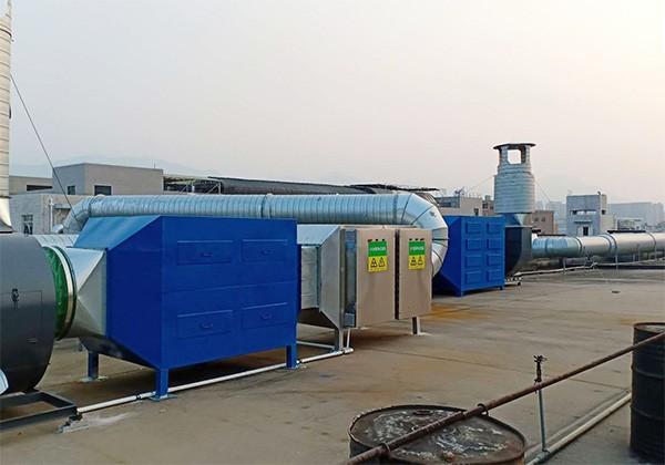 喜运来(福州)纸制礼品有限公司废气处理工程