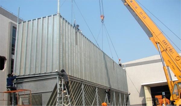 广州开发区某企业粉尘废气处理工程案例