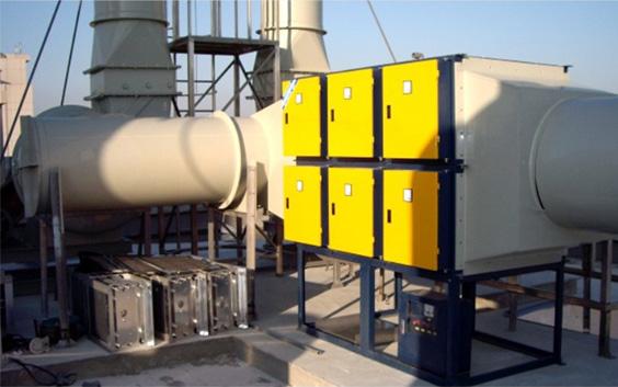 珠海油烟废气处理工程案例