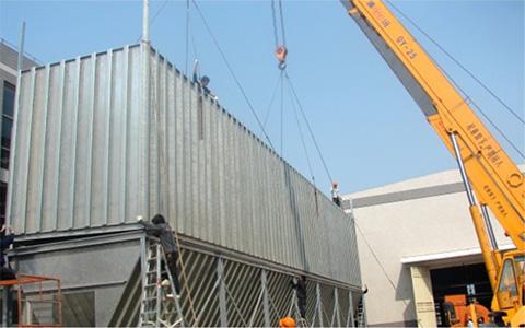 广州粉尘废气处理工程案例