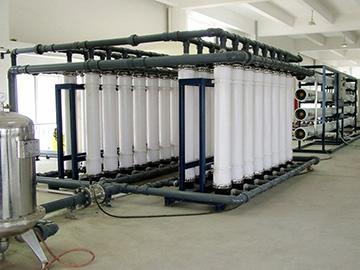 废水深度脱盐水处理设备