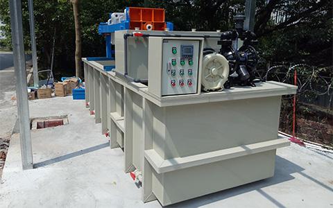 综合污水处理设备