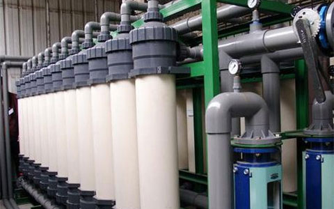 电镀行业用中水回用设备